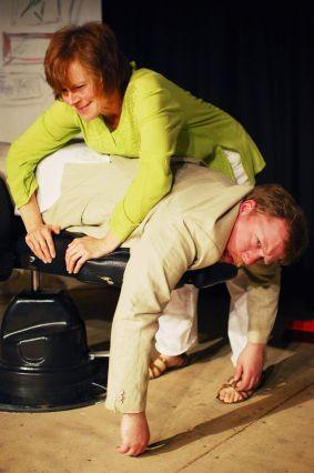 Invisible by Liz John & Julia Wright - actors